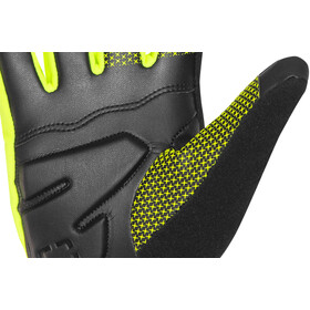 Bontrager Velocis S1 Softshell Gloves, visibility yellow